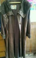 Кожаный плащ, женский халат хлопок, Иртышский