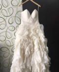 Свадебное платье р 44-48, халат купить красивый, Махалино