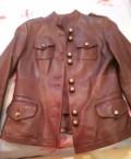 Куртка кожаная, женские комбинезоны акции, Троицк