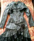 Шикарный костюм 4 в 1, женские жакеты жилеты костюмы, Кирпильская