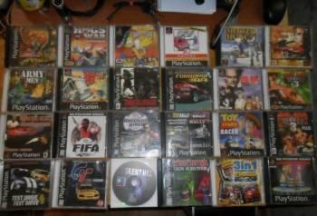 Продам диски от Sony Playstation