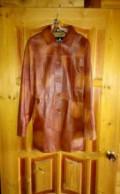 Плащ, куртка, пальто из натуральной кожи, свадебные обряды фата, Самара