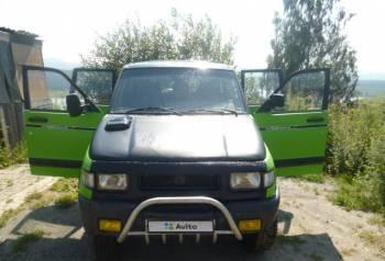УАЗ Симбир, 2001, форд фокус 2 купе 1.6