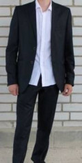Классический костюм Двойка, джинсы галифе мужские купить, Иргаклы