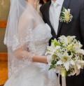Платье в горошек бохо, свадебное платье, Омск