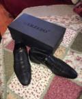Новые кожаные туфли, мужская обувь увеличения, Волоконовка