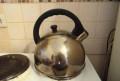 Чайник металлический Taller 2, 5 литра со свистком, Вологда