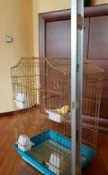 Клетка для птиц, большая 70х45х43, Благовещенск