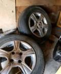 Купить колесо бу пежо партнер типи 16, колёса R13, Самара