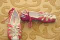 Nike кожаные кроссовки женские, балетки, Вытегра