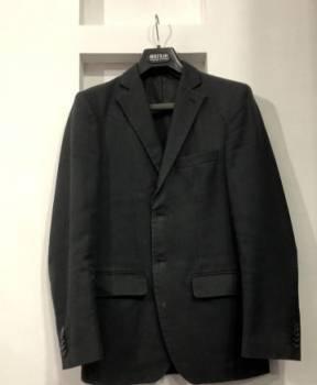 Мужской костюм (пиджак + брюки), безрукавки stone island