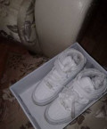 Кроссовки, ботинки женские высокие шнурованные, Иртышский
