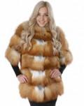 Шуба из лисы, интернет магазин женских зимних курток больших размеров, Красногорск