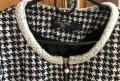 Женские зимние пальто с чернобуркой, куртка весна, Ялта