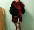 Шуба натуральная, стильные брюки мужские с узором, Омск