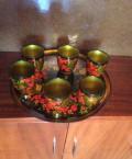 Наборы посуды хохломской росписи, Белгород