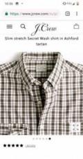 Рубашка новая J.Crew XXL, турецкие брючные костюмы женские купить, Кольцово