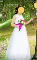 Продам свадебное платье, блузки больших размеров скидки, Ванино
