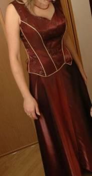 Вечернее платье, утягивающее белье для живота и бедер золотой вавилон