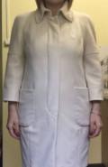 Пальто демисезонное, р-р 46, джемпер женский пришит к блузке купить, Внуково