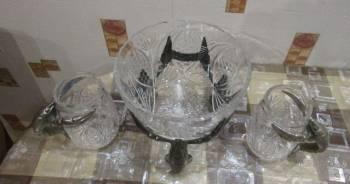 Набор пивной раки, кружки пивные и ваза