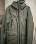 Куртка зимняя фирменная (Reebok), брюки мужские зимние винтер техноавиа, Знаменка