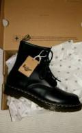 Ботинки Dr. Martens 41р, мужские мокасины и джинсы, Брянск