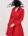 Плащ красный, красивые вечерние платья в пол недорого, Новая Чигла