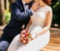Свадебное платье, платье халаты хаки, Строитель