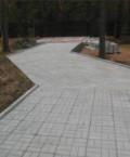 Плитка тротуарная, Черемшан