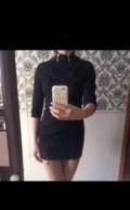 Платье ретро 50-х элегантное, платье туника Франция, Екатеринбург
