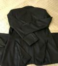 Костюм мужской, купить мужское пальто с норковым воротником, Архангельск