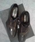 Туфли prada, дутики мужские больших размеров, Сибирцево