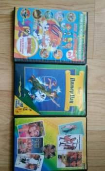 Диски DVD, бесплатно
