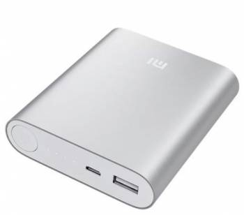 Bнешний аккумулятор Power Bank Xiaomi MI 10400 mAh