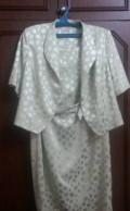 Платье vera wang white, костюм (платье и пиджак), Богатые Сабы