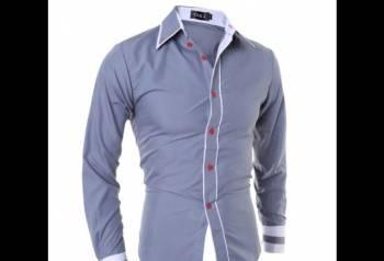 Рубашка мужская новая, мужские шорты на море