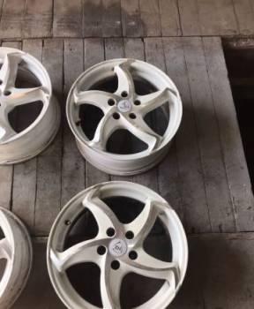 Литые диски на нива r16, диски литые r16 Chevrolet Opel