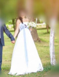 Фасон платья для хора, свадебное платье, Новый Буян