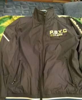 Куртка мужская демисезонная finn flare, ветровка б/у 48 размер