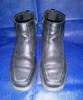Ботинки утепленные мужские merrell moab купить, ботинки ecco, из натуральной кожи, Санкт-Петербург