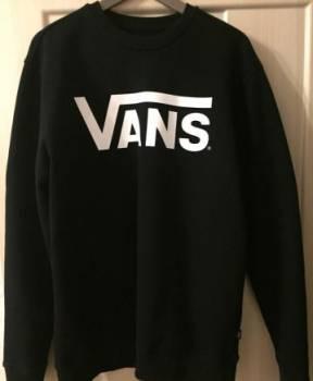 Купить женский деловой костюм недорого, vans Сlassic crew sweatshirt (L)