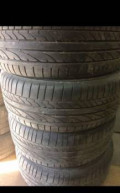 Bridgestone 215/50/17, зимние шины на поло седан 2017, Сургут