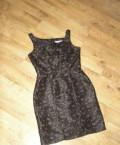 Маленькое чёрное платье 40-42-44, модные платья в 2018 году для женщин 50 лет, Кострома
