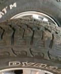 Продаю комплект колёс, колеса 235 75 r15 на ниву, Пенза