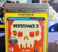 Resistance 3 PS3, Самара