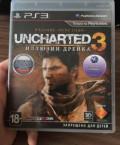 Uncharted 3 Иллюзии Дрейка PS3, Самара