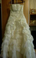 Платье свадебное, белорусская одежда больших размеров интернет магазин розница, Камское Устье