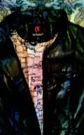 Новая куртка (хороший кож. зам), пижама из хлопка купить, Лесозаводск