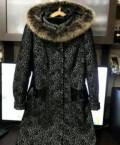 Пальто зимнее, платья из кружева и гипюра 2018, Каспийск
